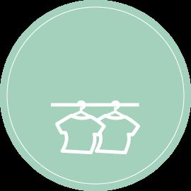 衣服の洗濯・補修